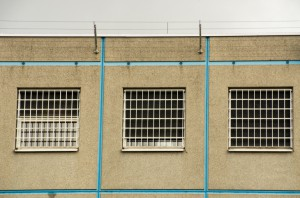 Prison windows